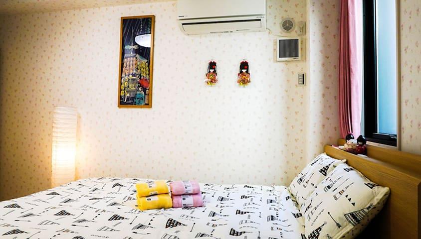 NEW OPEN  senso-ji 雷门浅草寺 车站1分钟 women only桜の間