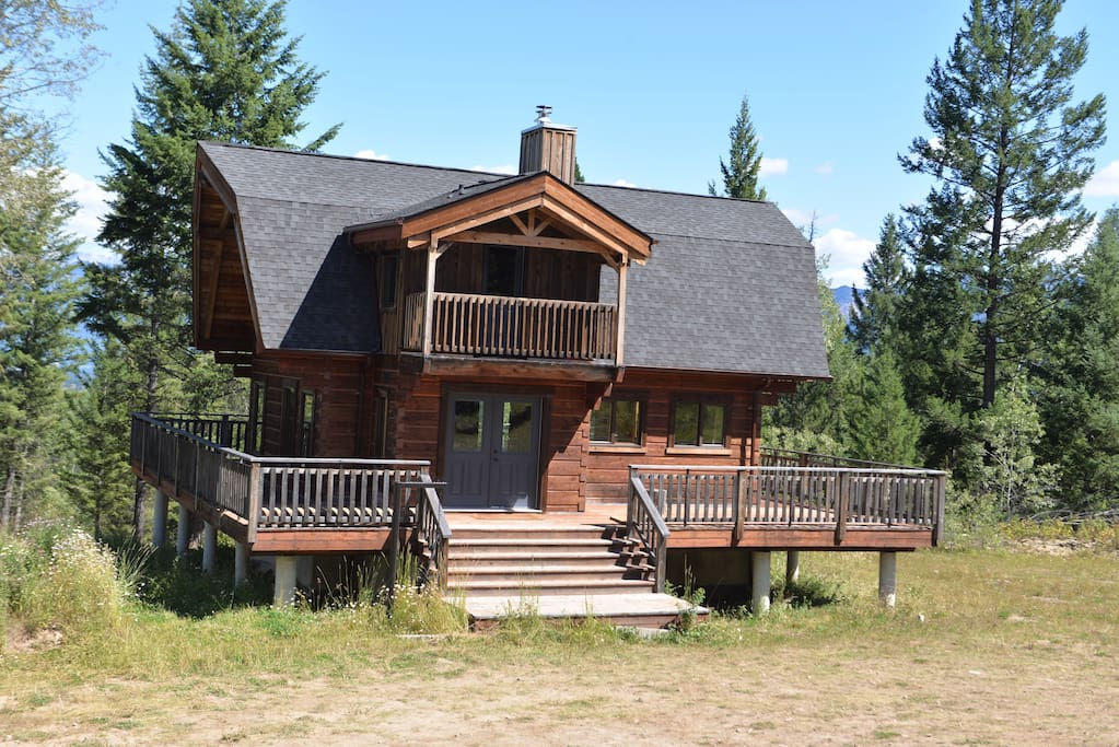 Best cozy log cabin in the rockies chalet in affitto a for Cabine in affitto a victoria bc
