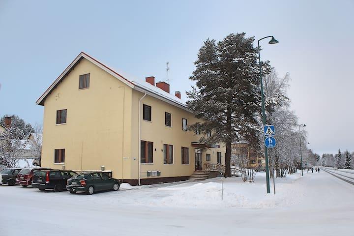 Kirmoitalo : Room-3 in Salla, the arctic Lapland