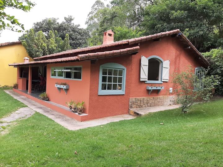 MP02 - Linda casa em M.Pereira para até 6 pessoas