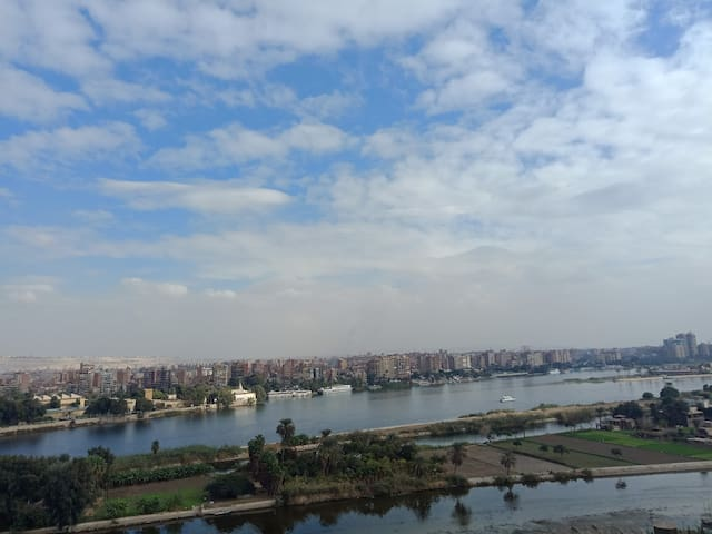 Amazing Nile View Rooftop