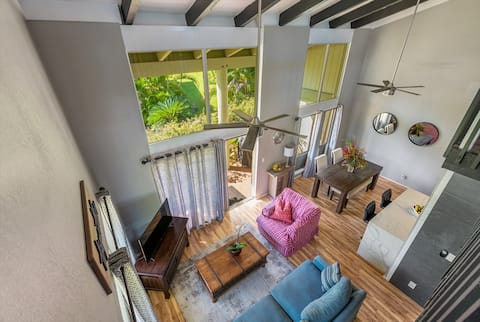 NEW! AS SEEN ON HAWAII LIFE! Updated 2/2 Townhome!