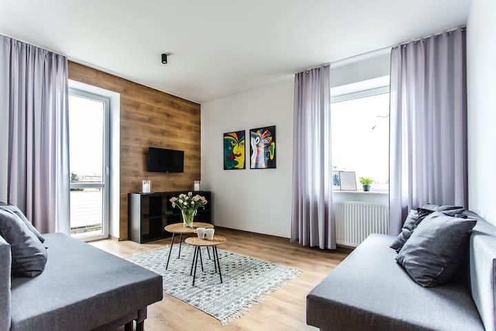 Apartament Nadbystrzycka no. 13