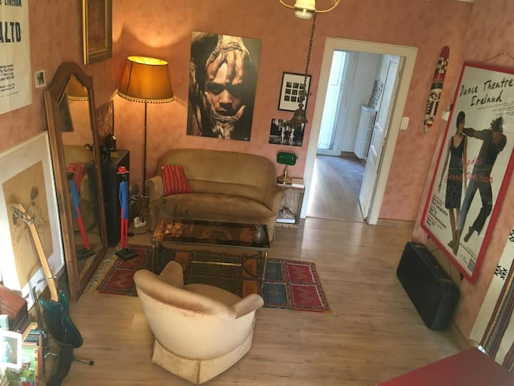 Appartement calme à Montpellier-Centre