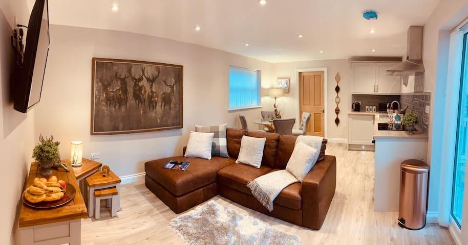 Luxury 5 stars cottages