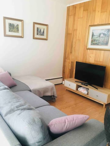 """Sunny Apartment near """"Lac des Nations"""""""