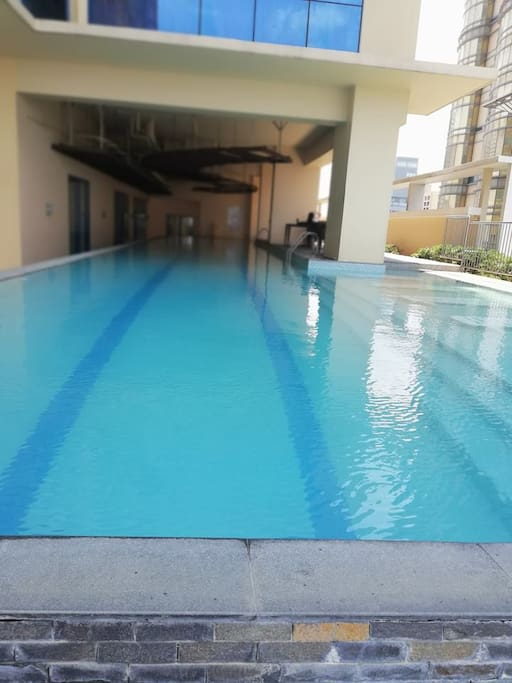 Half Olympic Size Lap Pool