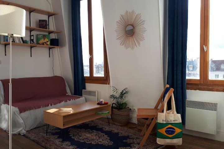 Appartement Coeur Marais / Place des Vosges