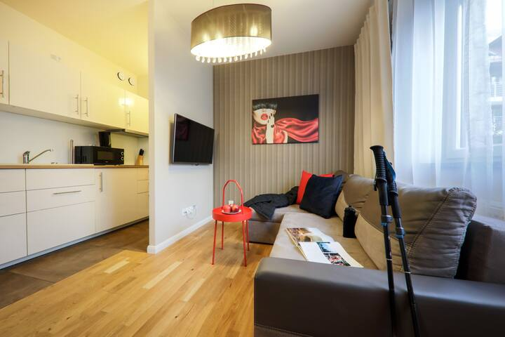 Apartament Szampański, MyWeek