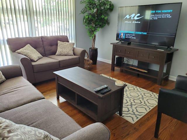 New renovated 3 bedroom home. Fayetteville/FtBragg