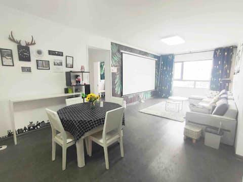 彼岸·Garden house万达新华联附近三室两厅两卫环境优美