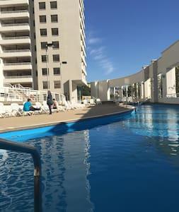 Super Vista!!, NUEVO Y EQUIPADO, PISCINA, GIMNASIO - Valparaíso - Flat