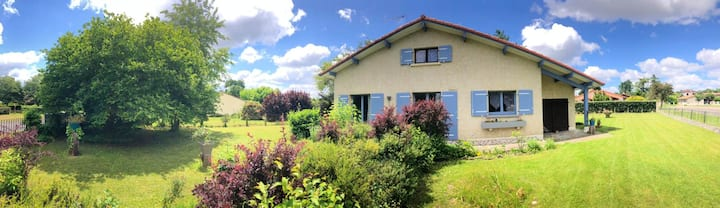 House with 2 bedrooms in Morcenx, with enclosed garden and WiFi