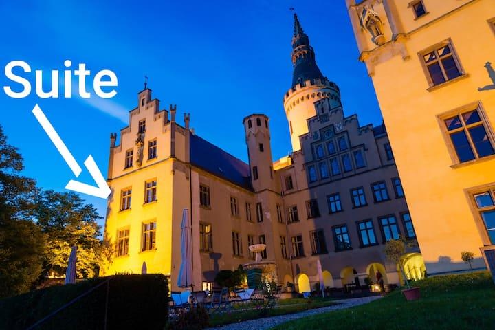 Wohnen im echten Schloss | Castle