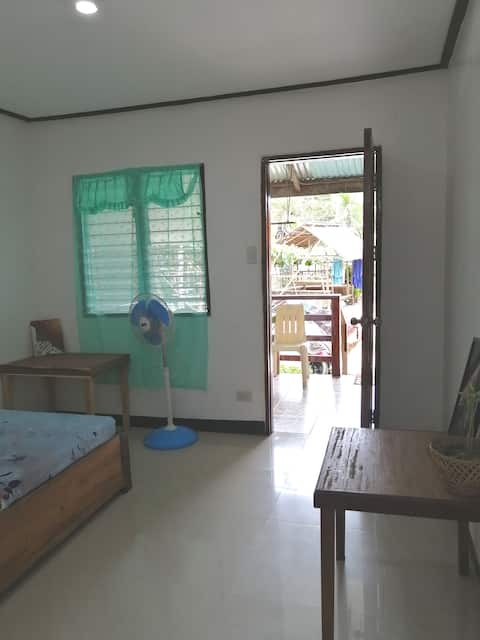 Bundal Riverside Room#3 with Balcony