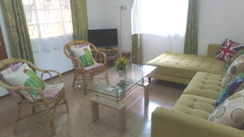 3 Bedroom House -Close Amenities, Beach,Port Louis