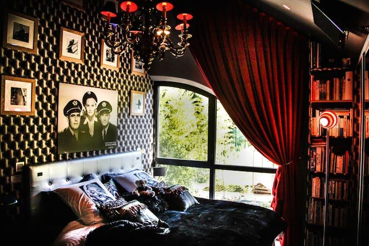 SweetHOME L&B chambre Constellation - Asnières-sur-Oise
