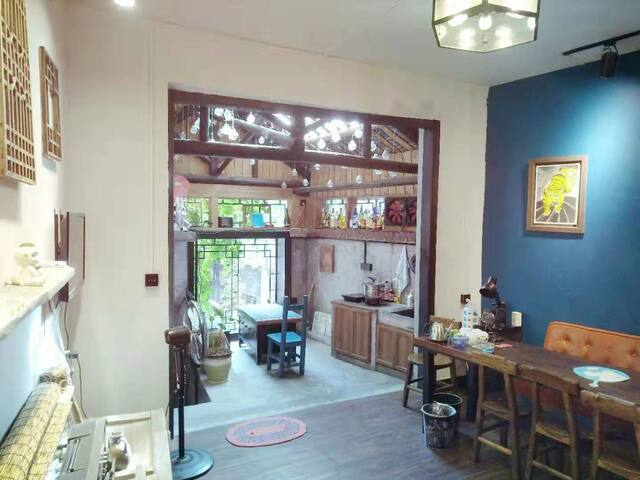 【Dreaming Villa with Patio】3rooms 2baths for 5-7p