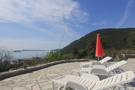 Villa Anzhero (Zanjice beach (Lustica)) - House
