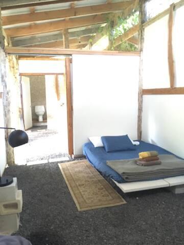 Pavilion Studio at Kualoli near Kalapana, Pahoa.