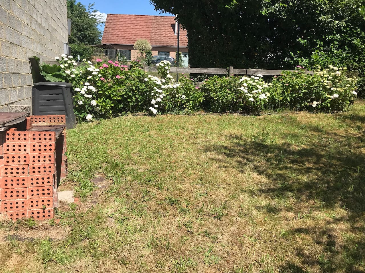 Petit jardin commun