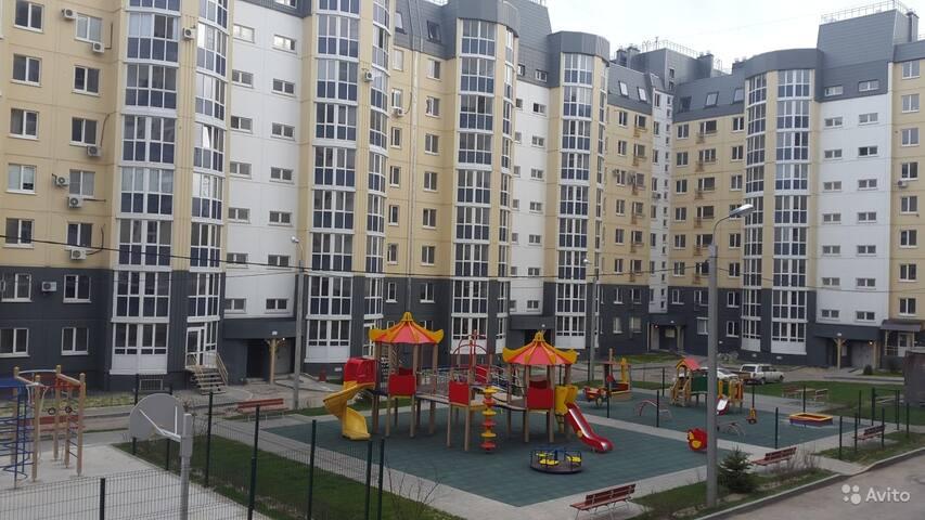 Квартира с видом на стадион FIFA 2018
