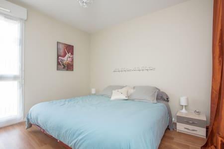 VEZIN LE COQUET : Appartement SPACIEUX et LUMINEUX - Rennes - Appartement