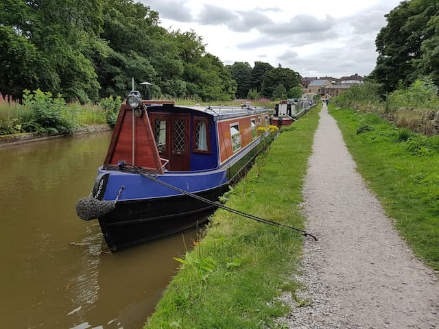 Gemini III Narrowboat