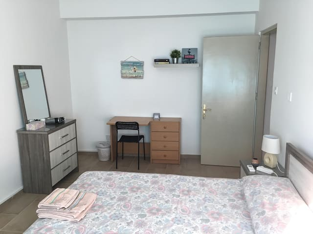 Lovely small apartment in the heart of Nicosia!