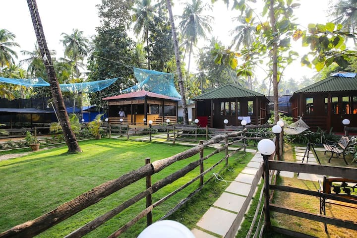Club House at Palolem Beach 3