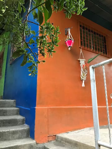 Casa Blue rooms for rent