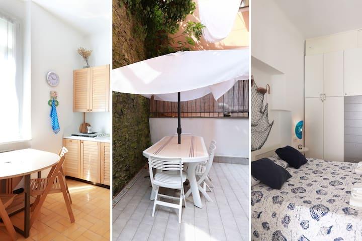 Casa con terrazzo a Monterosso 5 Terre