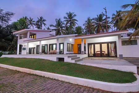 Udupi Homestay: Luxury Beach Villa