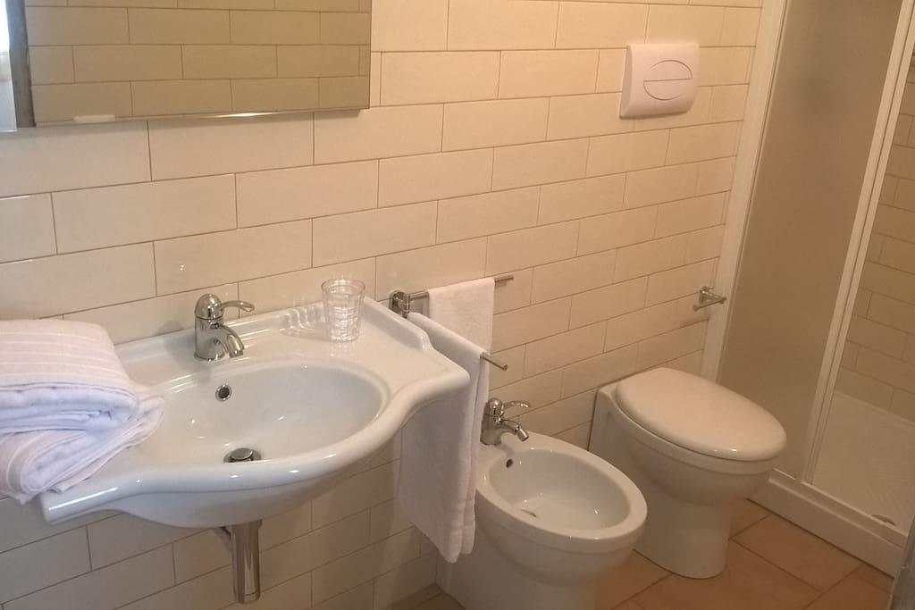 bagno del monolocale