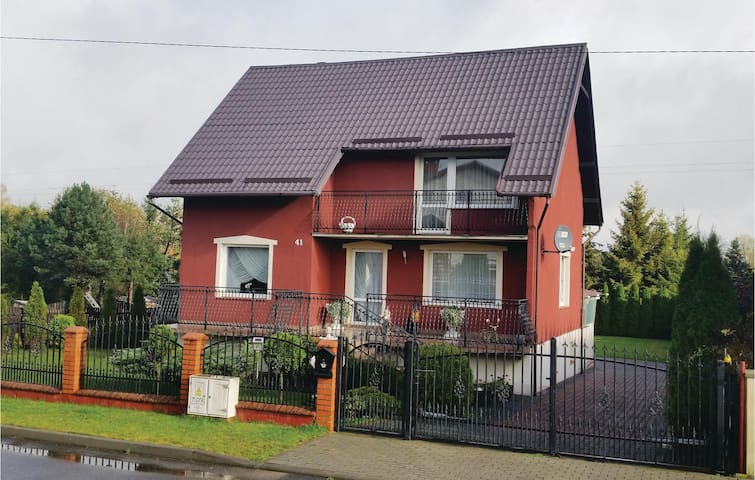 Holiday cottage with 3 bedrooms on 130 m² in Wielki Klincz