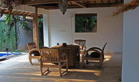Private 2 bedroom villa with private pool