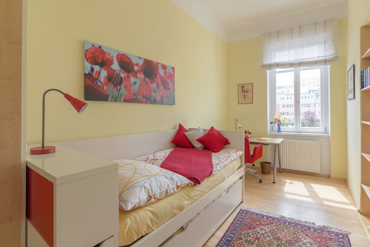 Sunny room in Klagenfurt City - Klagenfurt am Wörthersee - บ้าน