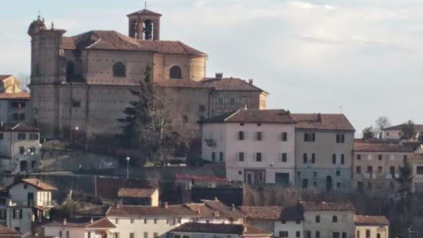 Intimità sulle colline del Monferrato - Casorzo - Lägenhet