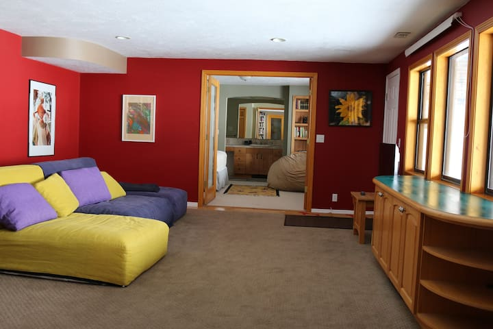 Cozy Suite in Park City - Park City - Casa