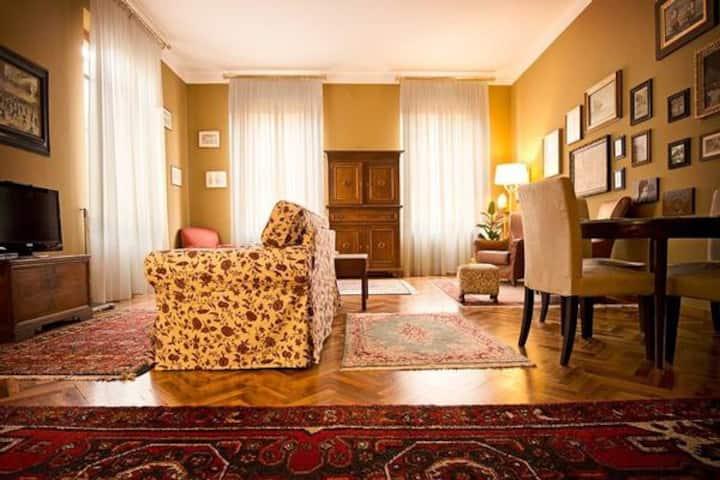 B.&B. Casa Matilde  eleganza e comodità