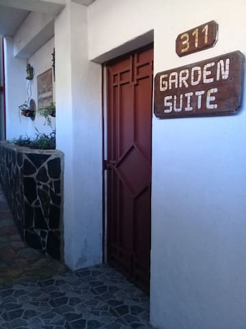 Private Exterior Entrance