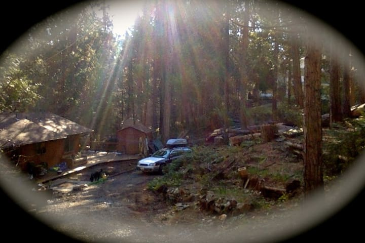 Snyder Ridge Mountain Getaway - Mariposa - Talo