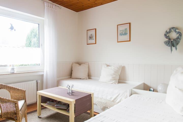 Cozy and Quiet Apartment - Münster - Daire