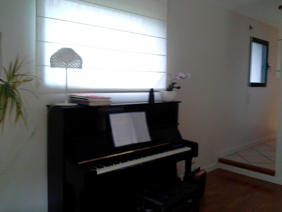 Piano pour les musiciens