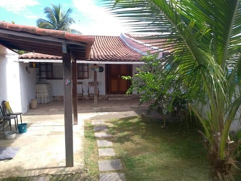 Casa de Praia Compacta simples Jaconé Saquarema Rj