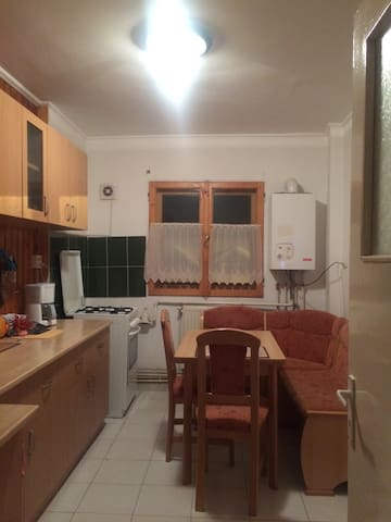 Great apartament for your holiday - Azuga - Apartamento