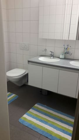 Clean & not expensive private room in Bern