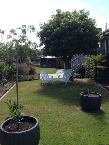 The cosy bungalow at the Port - Portarlington - Bungalow