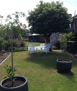 The cosy bungalow at the Port - Portarlington