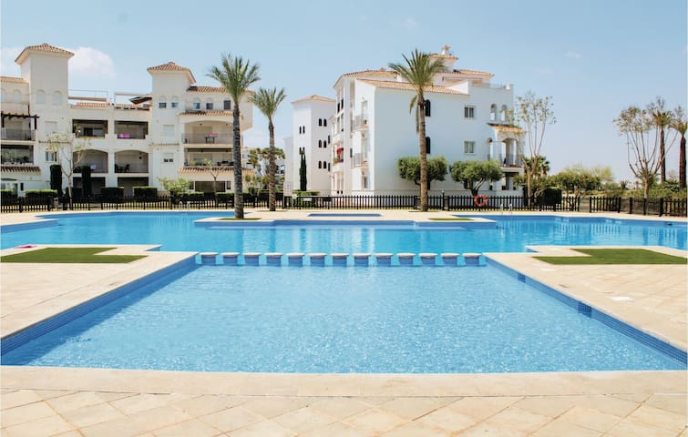 Holiday apartment with 2 bedrooms on 65m² in Roldán